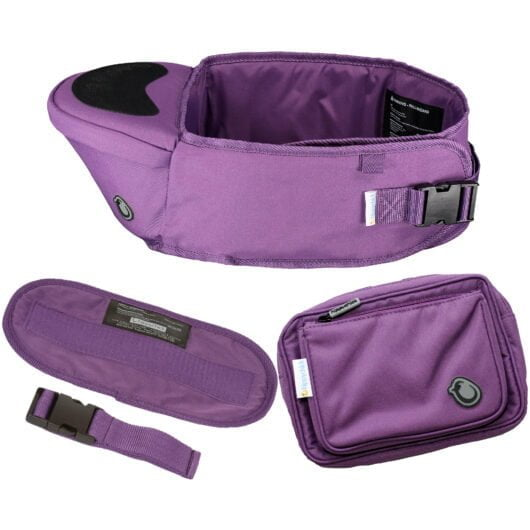 Hippychick Hipseat Deluxe Pack