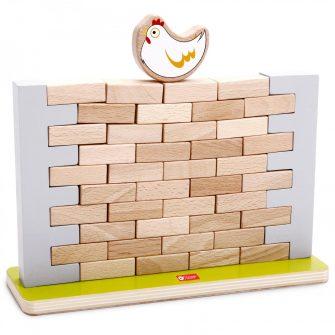 Classic World Pick a Brick Jenga Style Wall Game