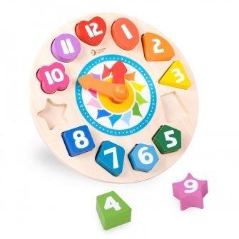 Classic World Tic-Tac Clock Game