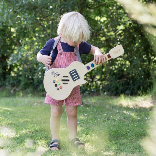 Classic World Wooden Guitar