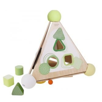Classic World Pyramid Activity Box