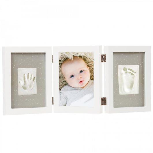 Happy Hands Baby Print Triple Frame Kit