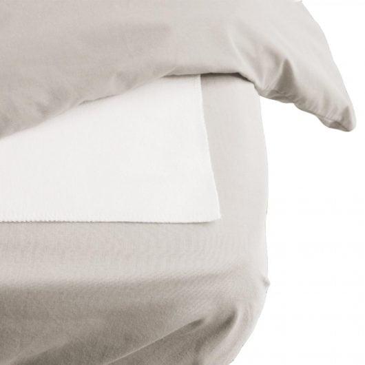 Hippychick Waterproof Mattress Protector - Flat Cotton