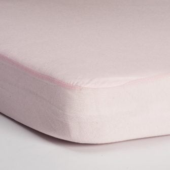 Hippychick Waterproof Coloured Mattress Protector – Fitted Tencel