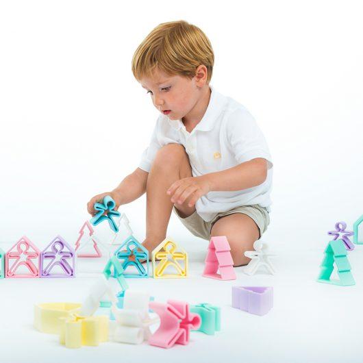 Dena Silicone Toy - 3 Piece Set