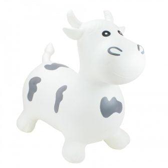 Big Face White Bull