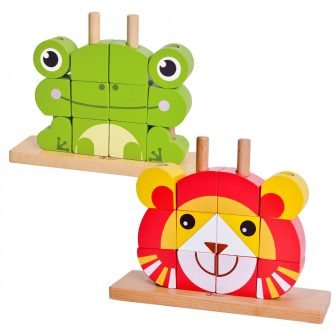 Classic World Animal Blocks Sets