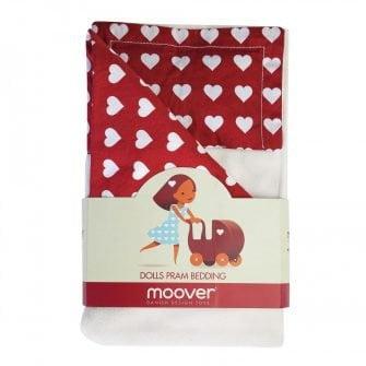 Moover Dolls Pram Bedding