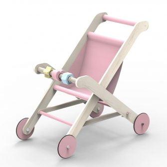 Moover Pink Stroller