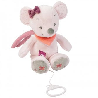 Nattou Musical Toys Valentine the Mouse