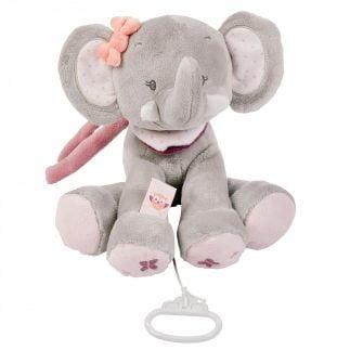 Nattou Musical Toys Adele the Elephant