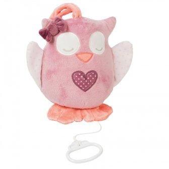 Nattou Musical Toys Olly the Owl