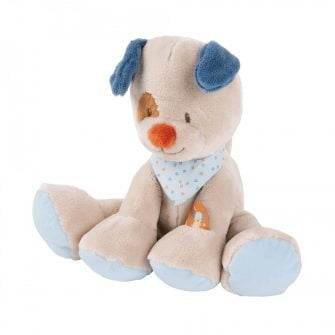 Nattou Cuddly Toys - Jim the Dog