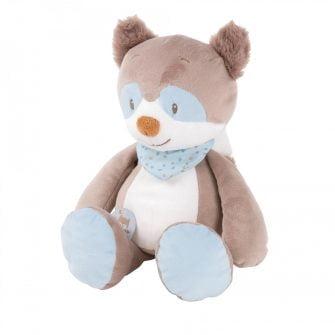 Nattou Cuddly Toys - Bob the Racoon