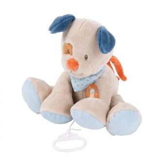 Nattou Musical Toys Jim the Dog