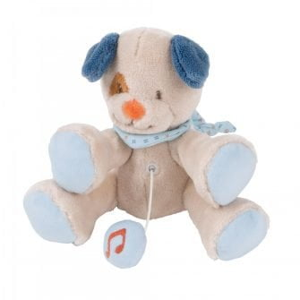 Nattou Mini Musical Toys Jim the Dog