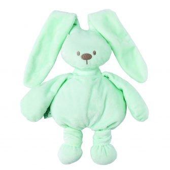 Nattou Plush Lapidou Cuddly - Mint Green
