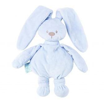 Nattou Plush Lapidou Cuddly - Light Blue