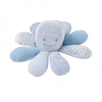 Nattou Activity Octopus Blue