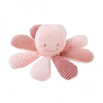 Nattou Activity Octopus Pink