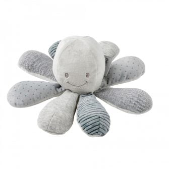 Nattou Activity Octopus Grey
