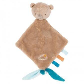 Nattou Doudou Mini Basile the Bear