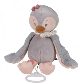 Nattou Musical Toys Sasha the Penguin