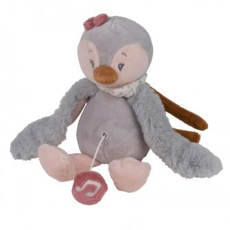 Nattou Mini Musical Toys Sasha the Penguin