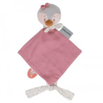 Nattou Doudou Mini Sasha the Penguin