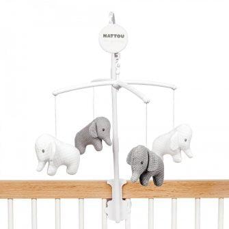 Nattou Mobiles Tembo Elephant