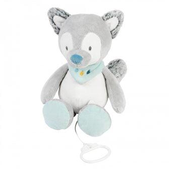 Nattou Musical Toys Tilloo the Wolf