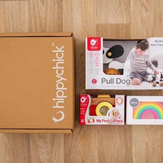 Hippychick Play & Learn Gift Bundle Box One
