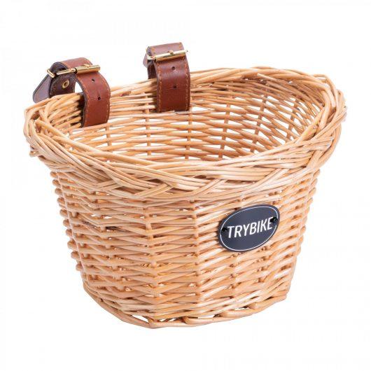 Trybike Wicker Basket