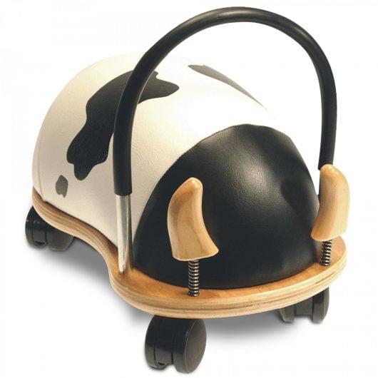 Wheelybug Ride On - Cow