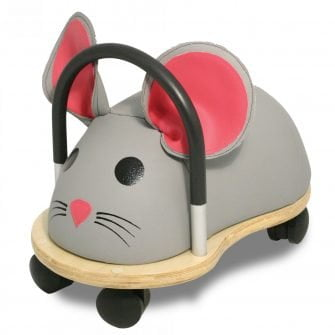 Wheelybug Ride On - Mouse