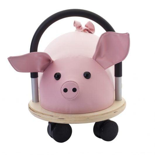 Wheelybug Ride On - Pig