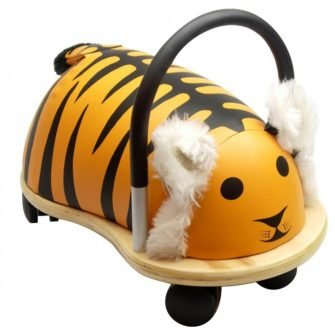 Wheelybug Ride On - Tiger