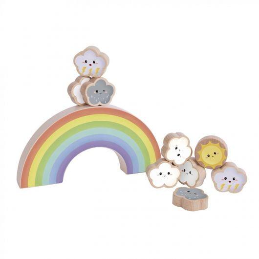 Classic World Rainbow Balancing Game