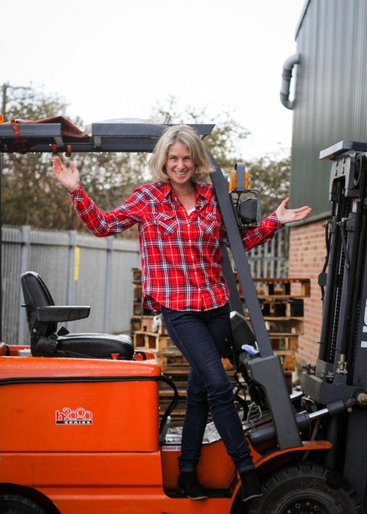 Julia Minchin - Somerset Business Owner Hippychick