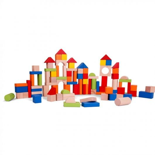 Classic World 100 Blocks