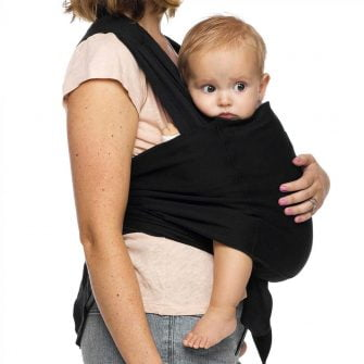 Moby Fit Baby Wrap Carrier